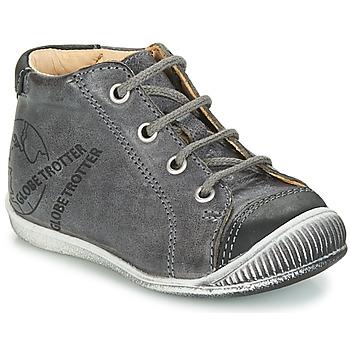 Chaussures Garçon Boots GBB NOE VTE GRIS DPF/RAIZA