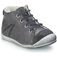 Chaussures Garçon Boots GBB NOE VTE GRIS DCH/RAIZA