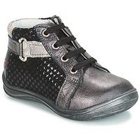 Chaussures Fille Boots GBB RICHARDINE VTE GRIS DPF/REGINA