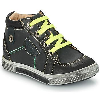 Chaussures Garçon Bottes ville GBB RAYMOND Gris