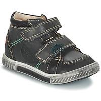 Chaussures Garçon Boots GBB ROBERT Gris