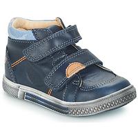 Chaussures Garçon Boots GBB ROBERT VTC BLEU DCH/STRYKE
