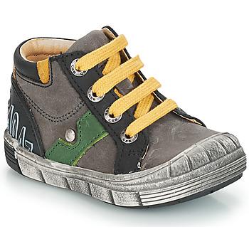 Chaussures Garçon Boots GBB REINOLD Gris