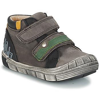 Chaussures Garçon Boots GBB REMI Gris