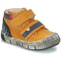 Chaussures Garçon Boots GBB REMI VTE OCRE DPF/2831