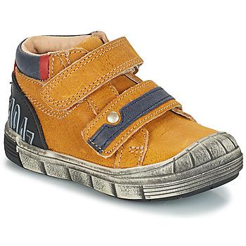 Chaussures Garçon Boots GBB REMI Jaune