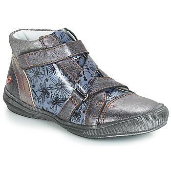 Chaussures Fille Boots GBB RADEGONDE Girs / Bleu