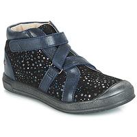 Chaussures Fille Baskets montantes GBB NADEGE Bleu