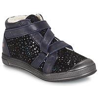 Chaussures Fille Boots GBB NADEGE VTE NOIR CONFETTI DCH/EDIT