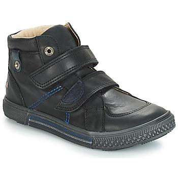 Chaussures Garçon Boots GBB RANDALL VTS NOIR DPF/STRYKE
