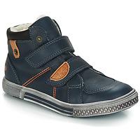 Chaussures Garçon Boots GBB RANDALL VTC BLEU DCH/STRYKE