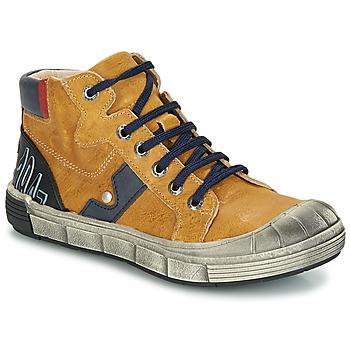 Chaussures Garçon Boots GBB RENZO Jaune