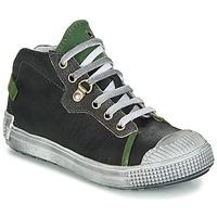 Chaussures Garçon Boots GBB RONALD VTE NOIR-VERT DPF/TERRORE