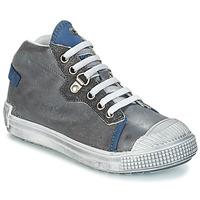 Chaussures Garçon Boots GBB RONALD Gris
