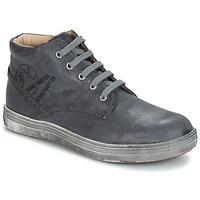 Chaussures Garçon Boots GBB NINO Gris