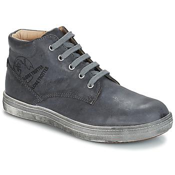 Chaussures Garçon Bottes ville GBB NINO VTE GRIS DPF/2835