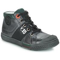 Chaussures Garçon Boots GBB RUFINO Gris