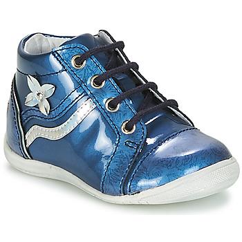 Chaussures Fille Boots GBB SHINA VVN BLEU-IMPRIME DPF/KEZIA