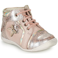 Chaussures Fille Boots GBB SONIA Rose
