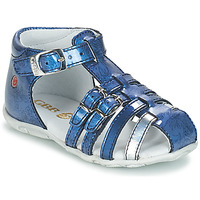 Chaussures Fille Sandales et Nu-pieds GBB SAMIRA Bleu