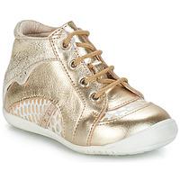 Chaussures Fille Boots GBB SOPHIE Doré