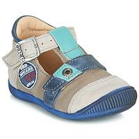Chaussures Garçon Sandales et Nu-pieds GBB STANISLAS Bleu