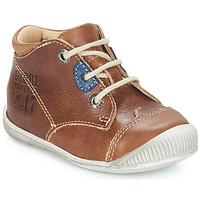 Chaussures Garçon Boots GBB SAMUEL VTE FAUVE DPF/RAIZA
