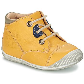 Chaussures Garçon Boots GBB SAMUEL VTE JAUNE DPF/RAIZA