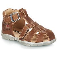 Chaussures Garçon Sandales et Nu-pieds GBB PRIGENT Marron