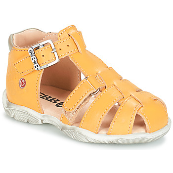 Chaussures Garçon Sandales et Nu-pieds GBB PRIGENT Jaune
