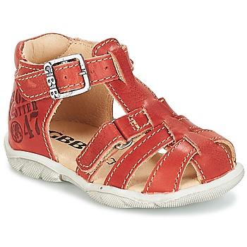 Chaussures Garçon Sandales et Nu-pieds GBB PRIGENT VTE ROUILLE DPF/FILOU