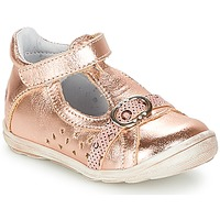 Chaussures Fille Ballerines / babies GBB SALOME Rose Gold
