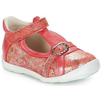 Chaussures Fille Ballerines / babies GBB SALOME Rouge