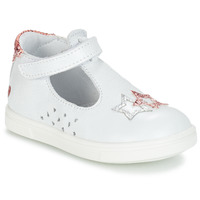 Chaussures Fille Ballerines / babies GBB SABRINA Blanc
