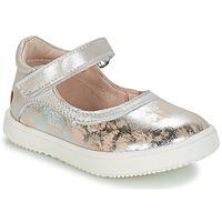 Chaussures Fille Ballerines / babies GBB SAKURA Doré