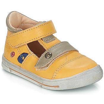 Chaussures Fille Ballerines / babies GBB STEVE Jaune