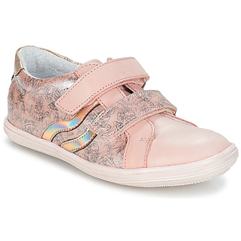 Chaussures Fille Baskets basses GBB SHEILA Rose