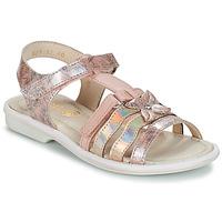Chaussures Fille Sandales et Nu-pieds GBB SCARLET Rose