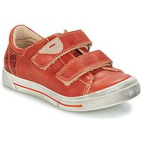 Chaussures Garçon Baskets basses GBB SEBASTIEN Rouge