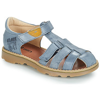 Chaussures Garçon Sandales et Nu-pieds GBB PATERNE Bleu