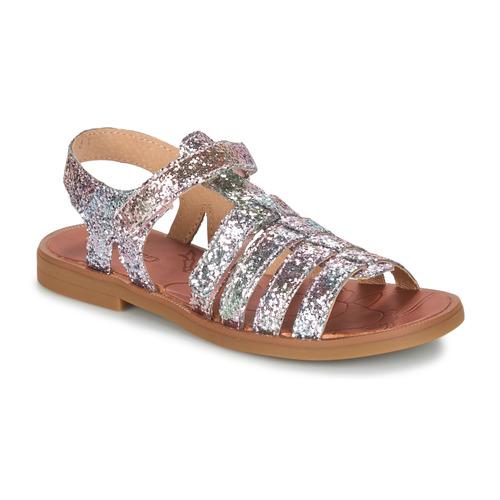 Chaussures Fille Sandales et Nu-pieds GBB KATAGAMI Multicolore