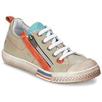 Chaussures Garçon Boots GBB STELLIO Beige / Bleu