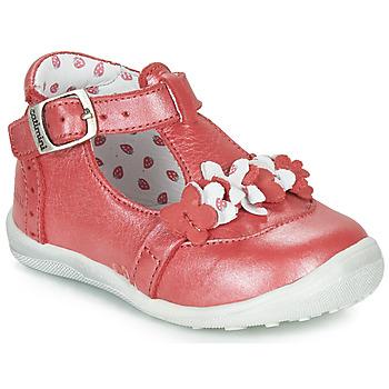 Chaussures Fille Sandales et Nu-pieds Catimini SALICORNE Rouge