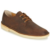 Chaussures Homme Derbies Clarks DESERT CROSBY Marron