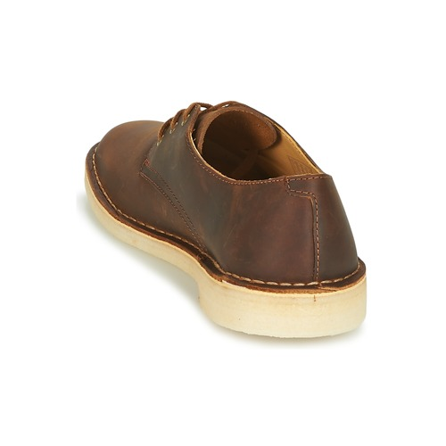 Clarks DESERT CROSBY Marron