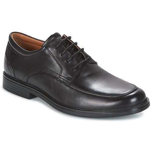 Clarks UN ALDRIC PARK Noir - Livraison Gratuite avec - Chaussures Derbies Homme