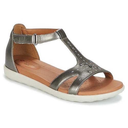 Sandales cuir Un Reisel Mara - CLARKS - NoirClarks S72BBRnL2