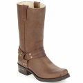 Chaussures Homme Bottes ville Sendra boots EDDY Marron