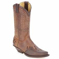 Chaussures Air max tnBottes ville Sendra boots BUNDA Marron