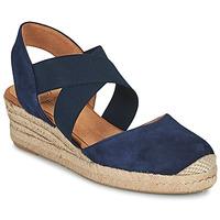 Chaussures Femme Sandales et Nu-pieds Unisa CELE Marine